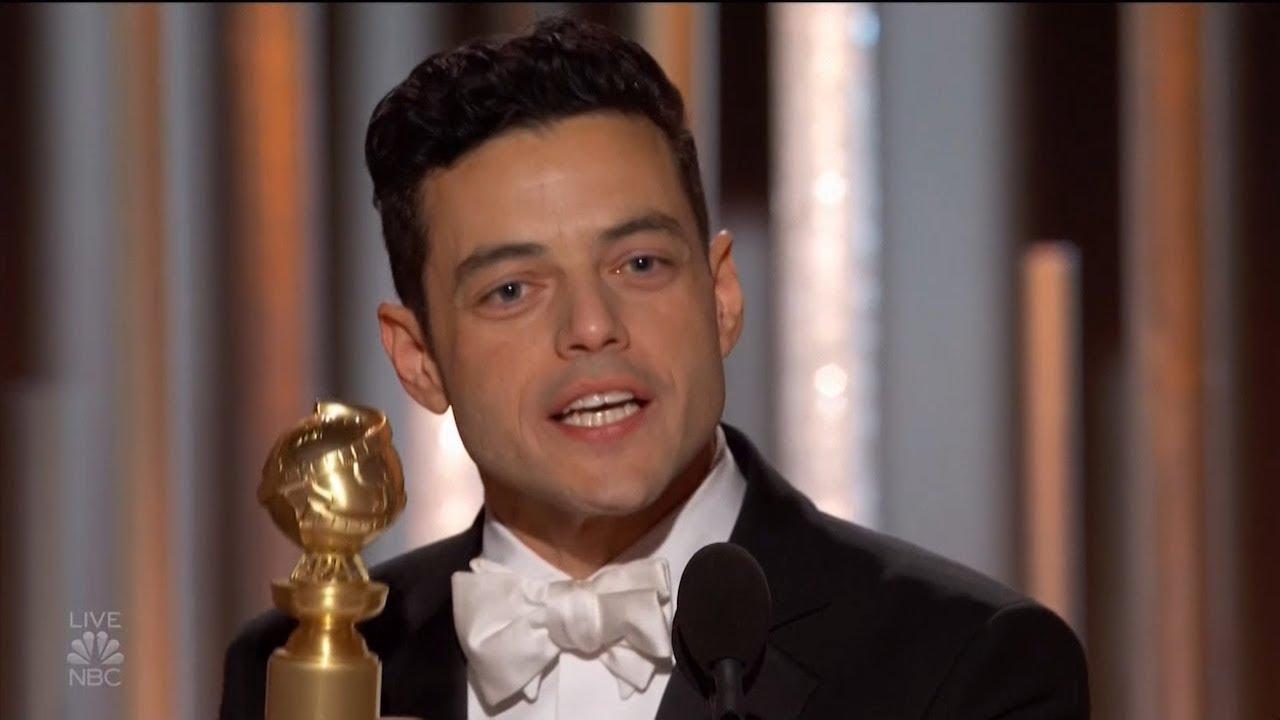 Golden Globes 2019:  Bohemian Rhapsody & Green Book score big