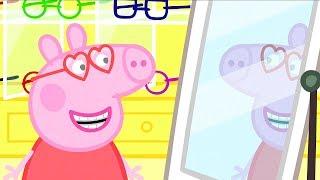 Peppa Pig Italiano - L'esame Della Vista - Collezione Italiano - Cartoni Animati