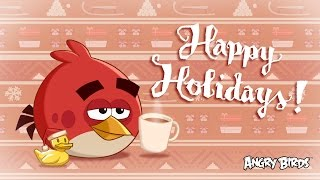 Angry Birds holiday updates galore: Peace on earth, goodwill to pigs