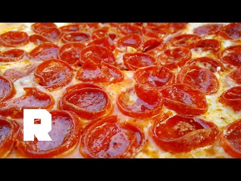 Should You Fold a Pizza Slice? | Debatable | The Ringer