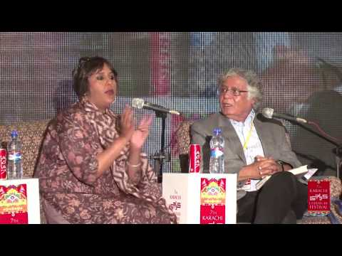 KLF-2016: Book Launch: This Unquiet Land by Barkha Dutt (6.2.2016)