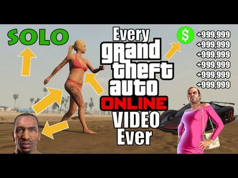 Every GTA Online Video Ever