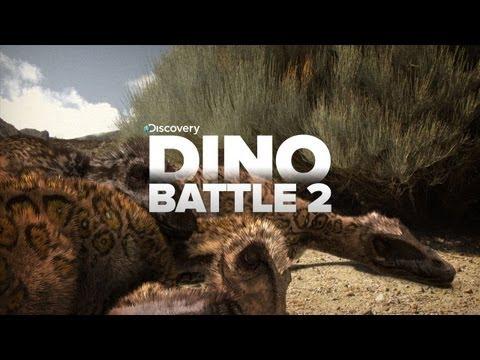 Even Bigger Dinosaur Battles!