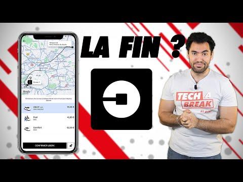 Uber en danger en France ? - Tech a Break #45