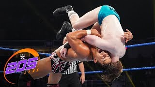 Gentleman Jack Gallagher vs. Chad Gable: WWE 205 Live, July 16, 2019