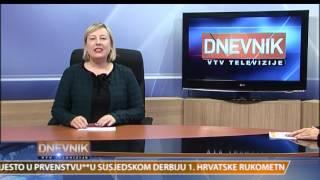 VTV Dnevnik 31. listopada 2016.