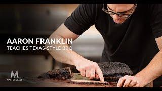 Aaron Franklin Teaches Texas-Style BBQ | Official Trailer | MasterClass