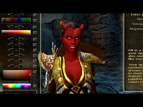 Gingerspyce's Tiefling Lamannia Preview!