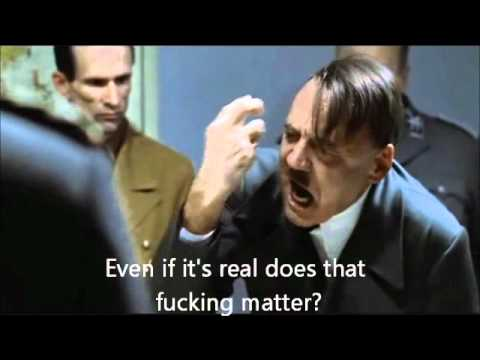 Hitler finds out about Jonah Falcon