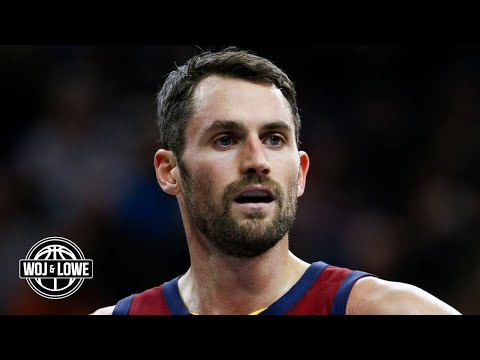 Can The Cavaliers Trade Kevin Love For A Young Star Before The NBA Trade Deadline? | Woj & Lowe