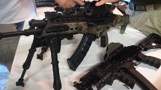 """Israelis Upgrade The AK 47, """"the Enemy's Weapon"""""""