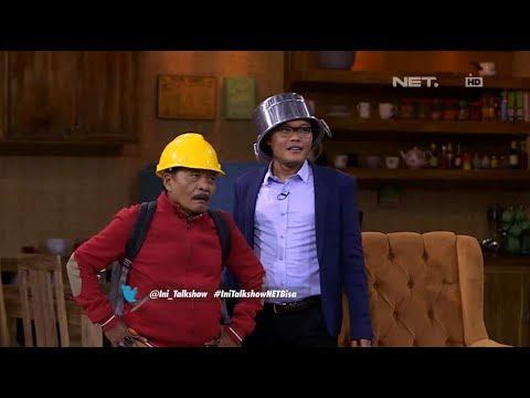 The Best of Ini Talkshow - Pak RT Kesal Dicuekin Mami yang Lagi Rumpi