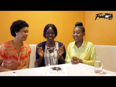 Freetown 101 - The Table Ep 3: Being a young working woman in Salone
