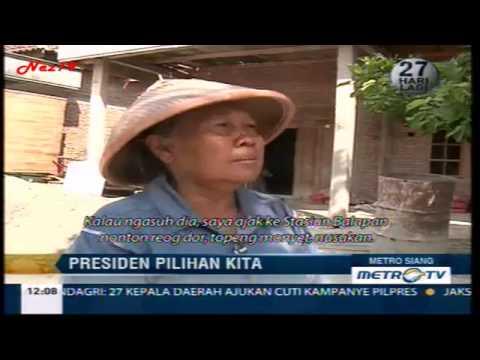 Sosok Pengasuh Jokowi Saat Kecil Di Boyolali