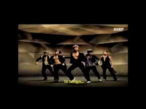 [HD] TVXQ DBSK - Mirotic in TOP LATINO panamericana televisi