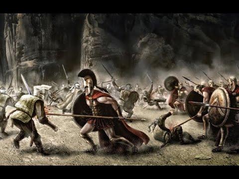 Спарта. Рассвет и падение древнего государства (фильм 1-ый)