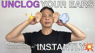 Eustachian Tube Dysfunction: Unclog Your Ear Instantly