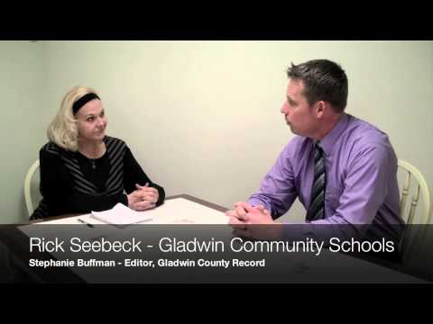 Year In Review - Rick Seebeck, Gladwin Community Schools