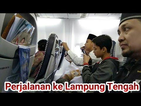Dokumentasi Perjalanan Ke Lampung, Bandara Juanda Surabaya-Terbang Menuju Bandara Raden Inten