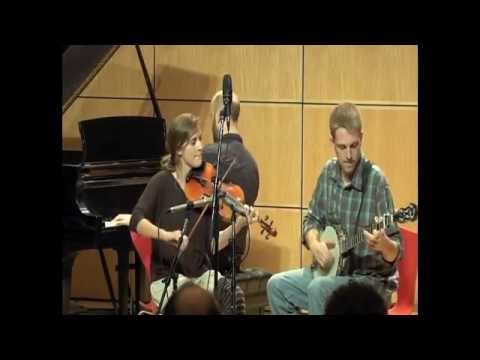Jenna Moynihan, Lukas Pool and Hamish Napier, Berklee American Roots Music.m4v
