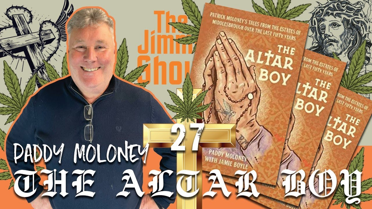 Paddy Moloney - The Altar Boy : The Jimmy O Show #28