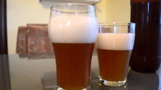 Варим домашнее пиво в кастрюле ч.3. Дегустация.