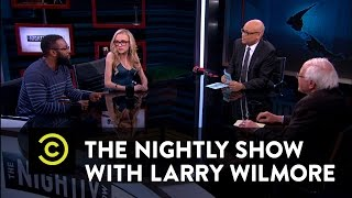 The Nightly Show - Panel - Rand Paul's Presidential Run - Keep it 100