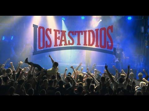 Los Fastidios | Live in Moscow 2015/04/03