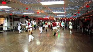 Spanish Cha line dance (11/1/2012) by Mayee Lee