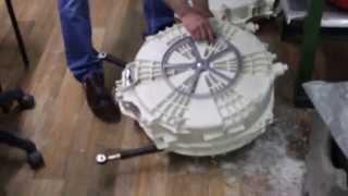 Замена подшипников в стиральной машине Ariston Hotpoint(, 2014-04-03T14:07:41.000Z)