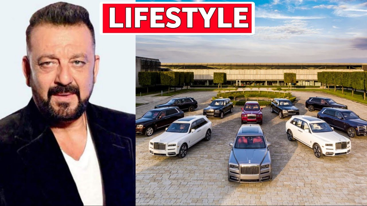 Sanjay Dutt Lifestyle 2020, Income, House, Cars, Wife ...