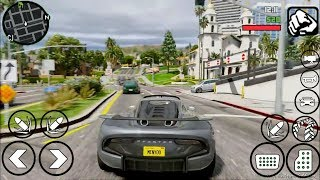 Вышла новая GTA San Andreas Multiplayer на телефон!