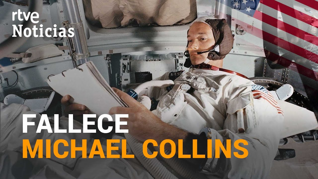 Muere a los 90 aos Michael Collins, astronauta de la histrica ...