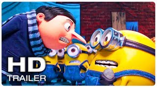MINIONS 2 THE RISE OF GRU Trailer #1 Official (NEW 2020) Animated Movie HD