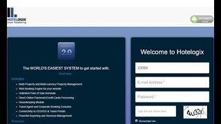 Hotelogix Hotel Management software Overview - Hotel Reservation Software