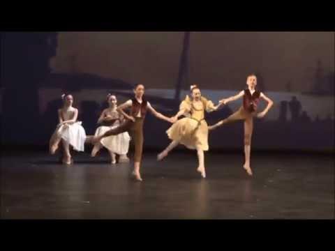 Ballettschule für das Opernhaus Zürich - Aufführung 2013
