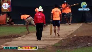 Video Ramesh Singh (Best Bowler) In Shivsena Trophy 2016, Colgate Ground Bandra download MP3, 3GP, MP4, WEBM, AVI, FLV September 2018