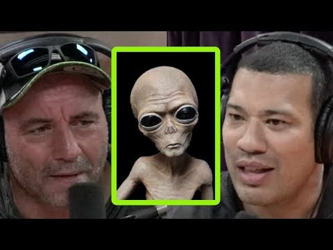 Joe Rogan and Michael Yo Debate Whether Aliens Have Visited Earth