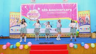 Video PKU48 Dance Cover - Chime wa LOVE SONG [JKT48] @ #6TahunWot48ertuah [070118] download MP3, 3GP, MP4, WEBM, AVI, FLV Agustus 2018