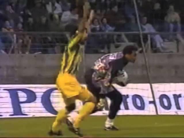 Nantes / PSG - 93/94