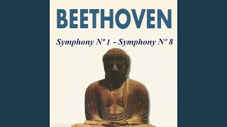 Symphony No. 1 in C Major, Op. 21: III. Menuetto. Allegro molto e vivace