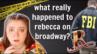 broadway's BIGGEST SCANDAL OF ALL TIME!