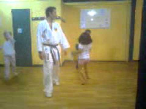 kARATE DO, Miguel Mera Ramirez.