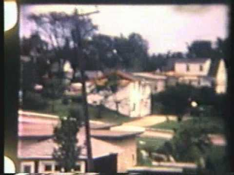 1964 August 22 The Aftermath Of Port Washington's Tornado