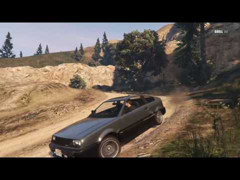 How to find a Delorean from Back to the Future in GTA5
