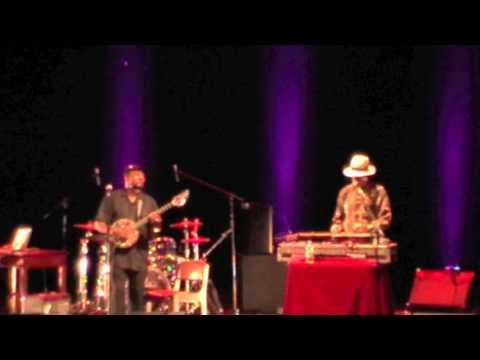 Watermelon Slim & Super Chikan - live - italy - 2011 - 2/10