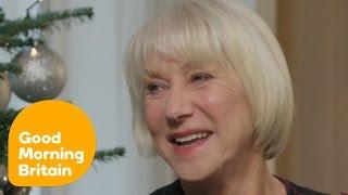 Dame Helen Mirren on Playing Death   Good Morning Britain