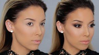 Sleek & Smokey Makeup Tutorial | Lustrelux
