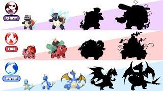 Gen 1 Starter Pokemon Mega Evolution Type Swap - Kanto MP3