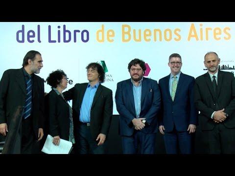 Se inauguró la 43º Feria del Libro de Buenos Aires